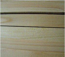 100X2770X18 mm/3fish 편백나무 목재