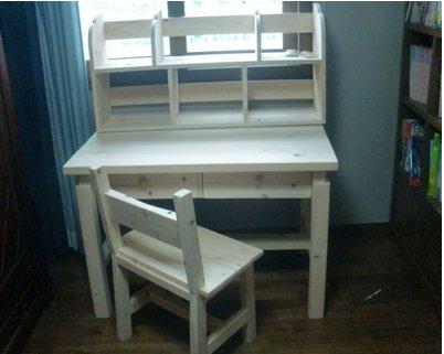 편백나무 책상(020101) : 가로x세로x높이 = 120x70x75 cm