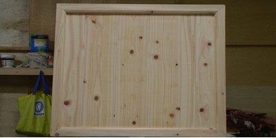 편백나무 게시판(앨범) : 가로x세로x높이 = 80x70x3 cm