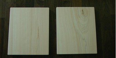 3fish 편백나무 통도마
