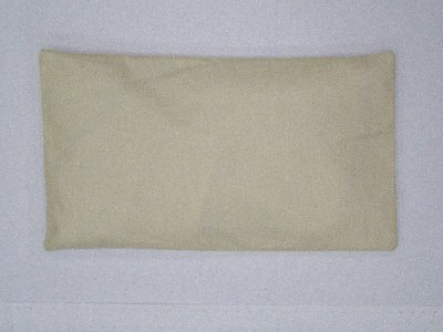 3fish 편백나무 천연염색 베게 : 1. 유아용 편백나무 열매 베게