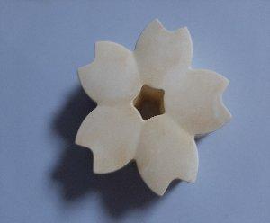 3fish 석고 방향제/1-1-1 벚꽃