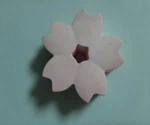 3fish 석고 방향제/1-1-4 벚꽃