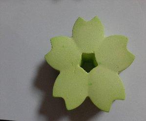 3fish 석고 방향제/1-1-6 벚꽃